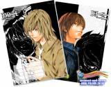 Тетрадь в клеточку (Kira / (Death Note) 36 листов
