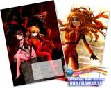 Тетрадь в клеточку ( Asuka and Mari / (Eva) 36 листов