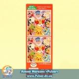 Kabaya Pokemon pretzels Biscuit Sticks (Зі смаком кремового бісквіта)