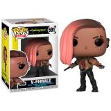 Виниловая фигурка «Funko Pop! Games: Cyberpunk 2077 - V-Female»