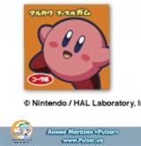Жевательная резинка Kirby Triple Deluxe Japanese Marble Gum
