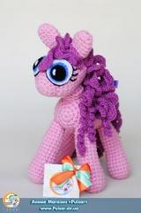 "М`яка іграшка ""Amigurumi"" My Little Pony Friendship is Magic - Pinkie Pie"
