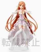 "Оригінальна аніме фігурка «""Sword Art Online Alicization War of Underworld"" LPM Figure Asuna The Goddess of Creation Stacia Ver. (SEGA)»"