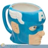 Фірмова скульптурна чашка Captain America Sculpted Coffee Mug