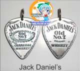 """Кулон  модель """"Jack Daniel's"""""""