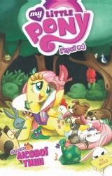Комикс украинском языке «My Little Pony. Герої #4. Лісова Тиша»