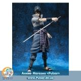 Оригинальная аниме фигурка Naruto - S.H. Figuarts Uchiha Sasuke (Tamashii Web Shouten exclusive)