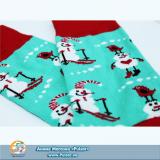 Дизайнерські шкарпетки New Year tape 1