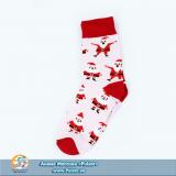 Дизайнерские носки New Year tape 3