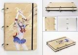 Скетчбук ( sketchbook) Sailor moon tape 3