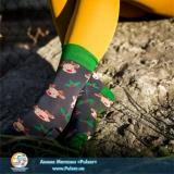 Дизайнерські шкарпетки Deer