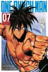 Манга One-Punch Man. Ванпанчмен Книга 7 (Азбука)