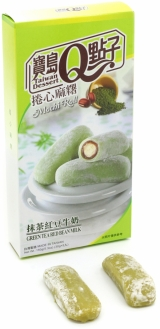 Мочі «MOCHI ROLL GREEN TEA RED BEAN»