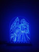 Доданий Акриловий світильник «Магістр диявольського культу» [Mo Dao Zu Shi] 3