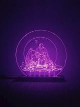 Доданий Акриловий світильник «Магістр диявольського культу» [Mo Dao Zu Shi] 2