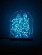 Доданий Акриловий світильник «Магістр диявольського культу» [Mo Dao Zu Shi] 1