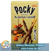 Палочки  Pocky almond crash Pocky Миндаль
