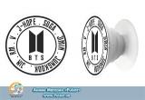 Попсокет (popsocket) корейська група BTS логотип  варіант 19