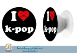 Попсокет (popsocket) I love k-pop