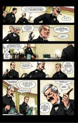 Комикс Пять кулаков науки