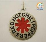 """Кулон музыкальной группы Red Hot Chili Peppers модель """"RHCP"""""""
