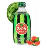 Напій «SUIKA WATERMELLON CIDER 300ML TOMOMASU»  [Японія]