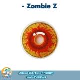 Контактные линзы Zombie Z