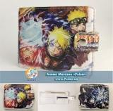 Кошелек Наруто (Naruto, Boruto) модель Mini , tape 02