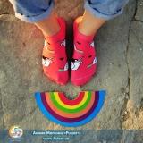 Дизайнерські шкарпетки Snail