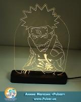 Диодный Акриловый светильник Naruto tape 3