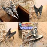 Кольцо в стиле K-POP модель Wing of Steel