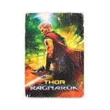 Деревянный постер «Thor Ragnarok»